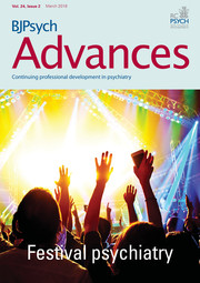 BJPsych Advances Volume 24 - Issue 2 -