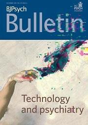 BJPsych Bulletin Volume 39 - Issue 6 -
