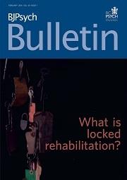 BJPsych Bulletin Volume 40 - Issue 1 -