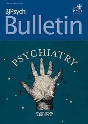 BJPsych Bulletin Volume 41 - Issue 2 -