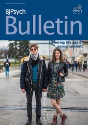 BJPsych Bulletin Volume 42 - Issue 4 -