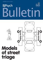 BJPsych Bulletin Volume 42 - Issue 6 -