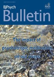 BJPsych Bulletin Volume 43 - Issue 4 -