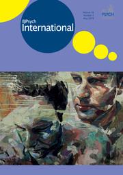 BJPsych International Volume 16 - Issue 2 -