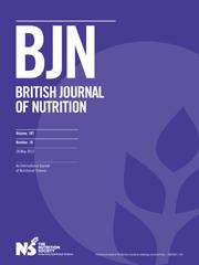 British Journal of Nutrition Volume 107 - Issue 10 -