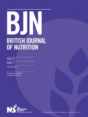 British Journal of Nutrition Volume 107 - Issue 2 -