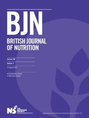 British Journal of Nutrition Volume 108 - Issue 3 -