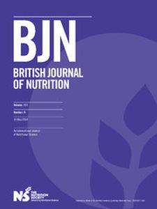 British Journal of Nutrition Volume 111 - Issue 9 -