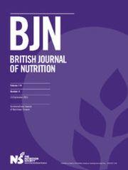 British Journal of Nutrition Volume 114 - Issue 5 -