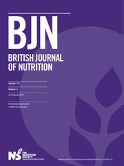 British Journal of Nutrition Volume 115 - Supplement3 -
