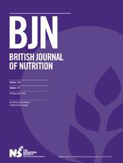 British Journal of Nutrition Volume 116 - Issue 10 -