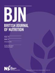 British Journal of Nutrition Volume 116 - Issue 12 -