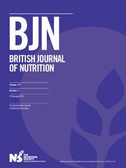 British Journal of Nutrition Volume 117 - Issue 2 -