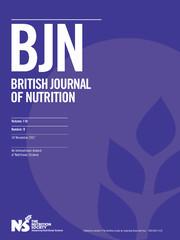 British Journal of Nutrition Volume 118 - Issue 9 -