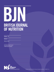 British Journal of Nutrition Volume 122 - Issue 2 -