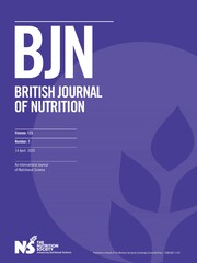 British Journal of Nutrition Volume 123 - Issue 7 -