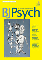The British Journal of Psychiatry Volume 215 - Issue 2 -
