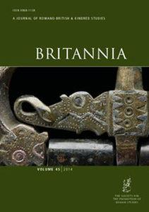 Britannia Volume 45 - Issue  -
