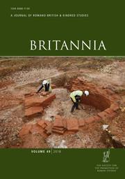Britannia Volume 49 - Issue  -