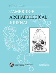 Cambridge Archaeological Journal Volume 24 - Issue 1 -