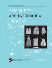 Cambridge Archaeological Journal Volume 28 - Issue 1 -