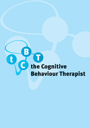 the Cognitive Behaviour Therapist Volume 3 - Issue 2 -