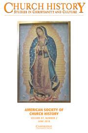 Church History Volume 87 - Issue 2 -