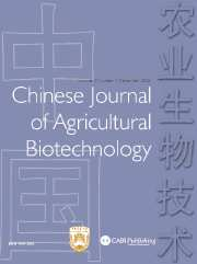 Chinese Journal of Agricultural Biotechnology Volume 3 - Issue 3 -