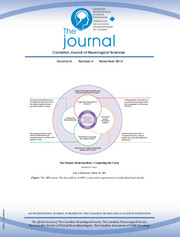 Canadian Journal of Neurological Sciences Volume 41 - Issue 6 -