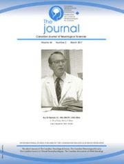 Canadian Journal of Neurological Sciences Volume 44 - Issue 2 -