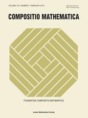 Compositio Mathematica Volume 155 - Issue 2 -