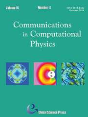 Communications in Computational Physics