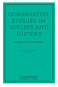 Comparative Studies in Society and History Volume 57 - Issue 1 -