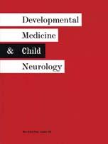 Developmental Medicine and Child Neurology Volume 46 - Issue 8 -