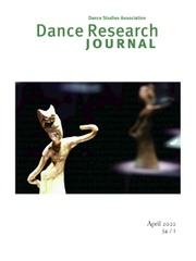 Dance Research Journal