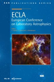 European Astronomical Society Publications Series Volume 58 - Issue  -