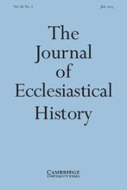 The Journal of Ecclesiastical History Volume 66 - Issue 3 -