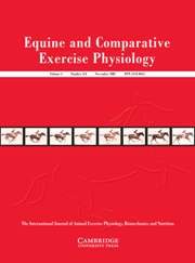 Equine and Comparative Exercise Physiology
