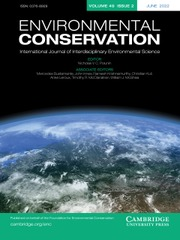Environmental Conservation