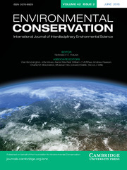 Environmental Conservation Volume 42 - Issue 2 -
