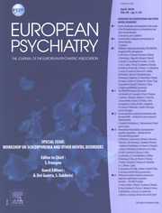 European Psychiatry Volume 50 - Issue  -