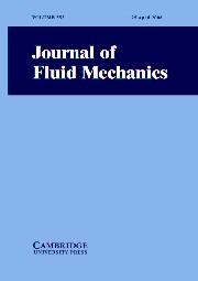 Journal of Fluid Mechanics Volume 553 - Issue  -