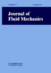Journal of Fluid Mechanics Volume 584 - Issue  -