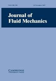 Journal of Fluid Mechanics Volume 590 - Issue  -