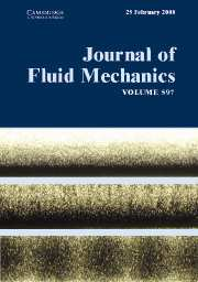 Journal of Fluid Mechanics Volume 597 - Issue  -