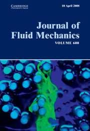 Journal of Fluid Mechanics Volume 600 - Issue  -