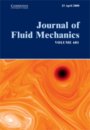 Journal of Fluid Mechanics Volume 601 - Issue  -