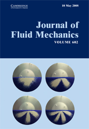 Journal of Fluid Mechanics Volume 602 - Issue  -