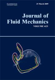 Journal of Fluid Mechanics Volume 623 - Issue  -