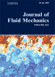 Journal of Fluid Mechanics Volume 624 - Issue  -